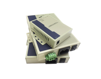 2-port Gigabit Ethernet Fiber Transceiver Media Converter