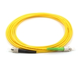 1m, FC to FC/APC, Simplex, Single mode Patch Cable
