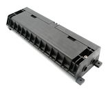 48 Fiber, Inline Splice Enclosure, 4 Port, 2 Tray