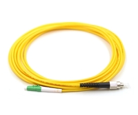 1m, FC to LC/APC, Simplex, Single mode Patch Cable