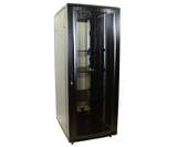 42U Network Server Rack, Dual Vented Rear Doors 600x600mm