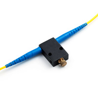 In-Line Variable Fiber Optic Attenuator