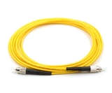 1m, FC to FC, Simplex, Singlemode Patch Cable