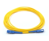 1m, SC to SC, Simplex, Singlemode Patch Cable