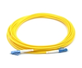 1m, LC to LC, Simplex, Singlemode Patch Cable