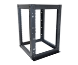 16U 4 Post Network Equipment Rack
