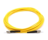 1m, ST to ST, Simplex, Singlemode Patch Cable