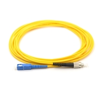 1m, SC to FC, Simplex, Singlemode Patch Cable
