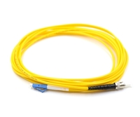 1m, LC to ST, Simplex, Singlemode Patch Cable